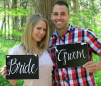 HM011 - Bride Sign