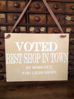 HM061 - Best Shop........ (Tan)