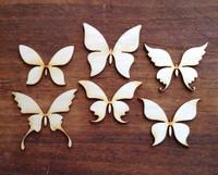 Butterflies S/6