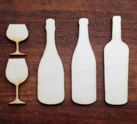 Wine Set S/5