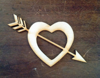 Heart w/Arrow