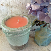 Votive Ceramic Pot-Krumb Kake