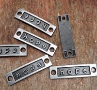 Hope Bracelet Band Charm