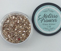 Glass Glitter-Gold 1oz