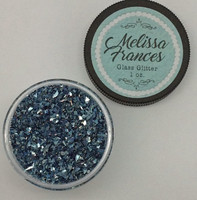 Glass Glitter-Sky Blue 1oz
