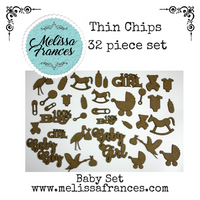 Thin Chips-Baby Set-32pc