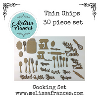 Thin Chips-Cooking Set-30 pcs