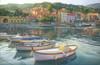 Rio Marina, June Carey  LIMITED EDITION CANVAS