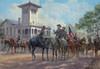 Unconquered Spirit, Mort Kunstler Premier Canvas