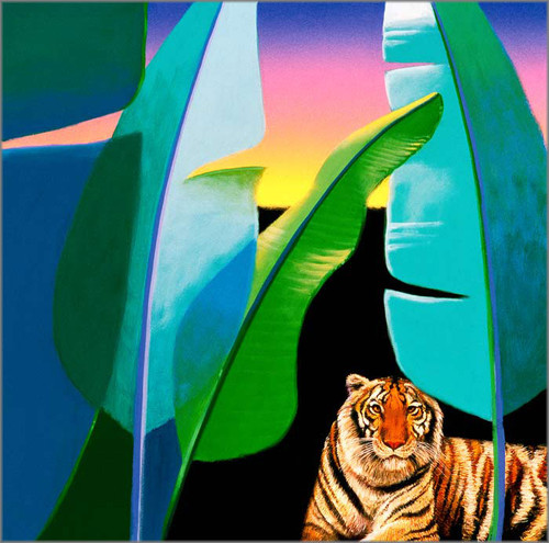 David Utz - Sunrise Tiger