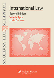 EPPS' EXAMPLES & EXPLANATIONS: INTERNATIONAL LAW (2ND, 2015) 9781454833949