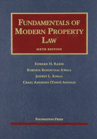 RABIN'S FUNDAMENTALS OF MODERN PROPERTY LAW, 6TH  9781599416410