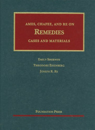 SHERWIN'S AMES ON REMEDIES (7TH, 2012) 9781599418636