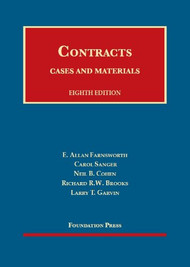 FARNSWORTH'S CASES AND MATERIALS ON CONTRACTS (8TH, 2013) 9781609300975