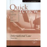 BURR'S SUM AND SUBSTANCE QUICK REVIEW ON INTERNATIONAL LAW (2ND, 2008)