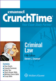 CRUNCHTIME: CRIMINAL LAW 2015