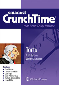 CRUNCHTIME: TORTS  2015