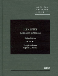 RENDLEMAN'S REMEDIES, CASES AND MATERIALS (8TH, 2011) 9780314264664