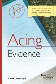ORENSTEIN'S ACING EVIDENCE (2014)