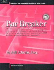 ADACHI'S BAR BREAKER 2013