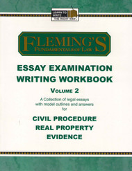 FLEMING'S ESSAY EXAMINATION WRITING WORKBOOK VOL. 2 2005