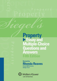 SIEGEL'S: PROPERTY (2014)