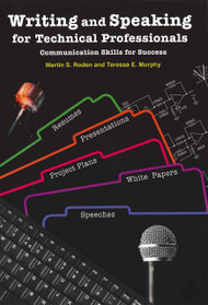MARTIN S. RODEN'S WRITING & SPEAKING FOR TECHNICAL PROFESSIONALS