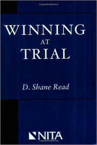 READ'S NITA WINNING AT TRIAL W/DVD (2007) 9781601560018