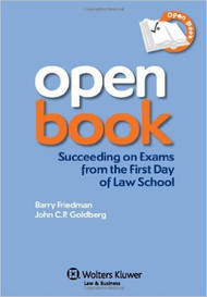 FRIEDMAN'S OPEN BOOK: SUCCEEDING ON EXAMS (2011)  9781454806073