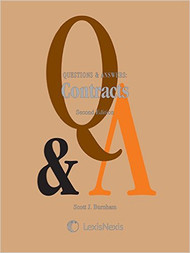 BURNHAM'S Q&A ON CONTRACTS (2ND, 2014) 9781630431495