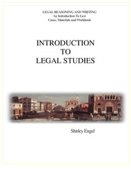 ENGEL'S LEGAL REASONING AND WRITING (WORKBOOK) + E-BOOK & FREE LAW DICTIONARY INCLUDED