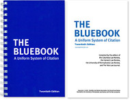 BLUEBOOK: UNIFORM SYSTEM OF CITATION (20TH, 2015)