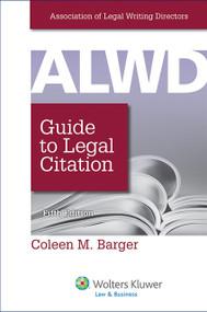 ALWD CITATION MANUAL (5TH EDITION, 2014)