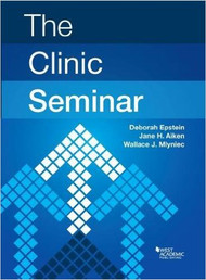 EPSTEIN'S THE CLINIC SEMINAR (2014) 9780314274946
