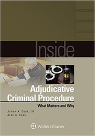 COOK INSIDE ADJUDICATIVE CRIMINAL PROCEDURE