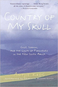 KROG'S COUNTRY OF MY SKULL (2000) 9780812931297
