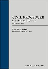 FREER'S CIVIL PROCEDURE (7TH, 2016) 9781611639117