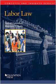 ESTREICHER'S LABOR LAW (CONCEPTS AND INSIGHTS SERIES) 9781587787164