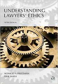 FREEMAN'S UNDERSTANDING LAWTERS ETHICS 5TH