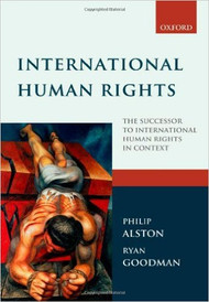 ALSTON'S INTERNATIONAL HUMAN RIGHTS (2ND, 2012) 9780199578726