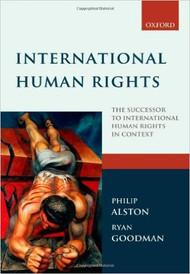 ALSTON'S INTERNATIONAL HUMAN RIGHTS (2ND, 2012) 9780199578726