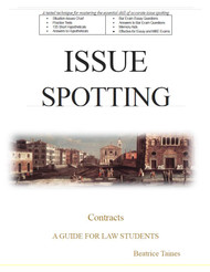 TAINES' ISSUE SPOTTING: CONTRACTS