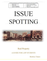 TAINES' ISSUE SPOTTING: REAL PROPERTY