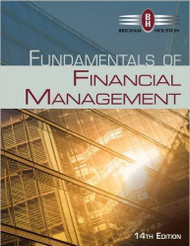 BRIGHAM'S FUNDAMENTALS OF FINANCIAL MANAGAEMENT (14TH, 2016) 9781285867977