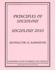 KARMIRYAN'S SOC 2010 (FALL 2017)