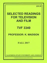 MADISON'S TVF 3340 (FALL 2017)