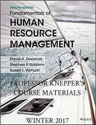 PROFESSOR KNEPPER'S COURSE MATERIALS WINTER 2017