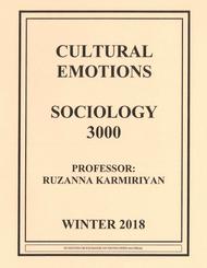 KARMIRYAN'S SOC 3000 (WINTER 2018)