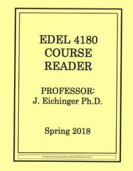 EICHINGER'S EDEL 4180 (SPRING 2018)