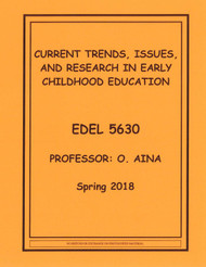 AINA'S EDEL 5630 (SPRING 2018)